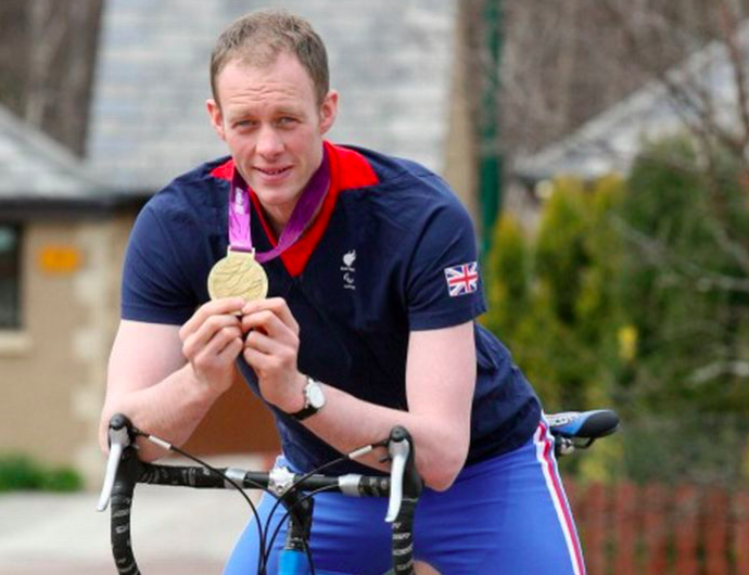 Daily Record - Hero misses Rio: Cancer blow crushes Paralympian David Smith's cycling dream