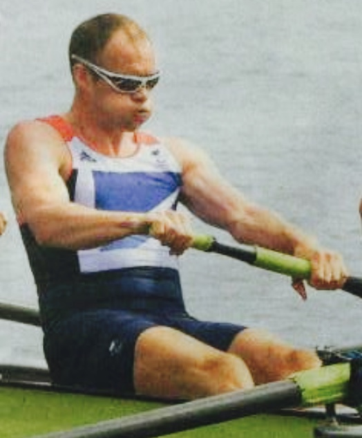 """The Daily Mirror -Rowing gold medallist David Smith has already had three rounds of surgery but has been left """"fighting for his life"""" again"""