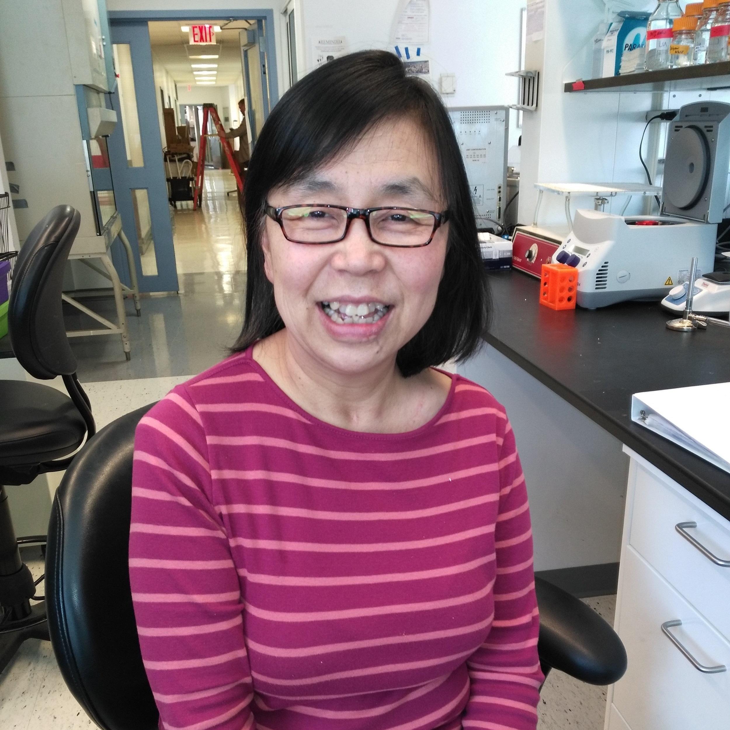 Xinjing Xu / Lab Manager   Email: xx2140@cumc.columbia.edu