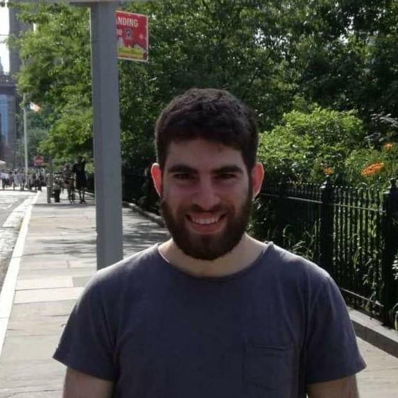 Dimitrios Karagiannis / Graduate Student    Email:  dk3039@cumc.columbia.edu