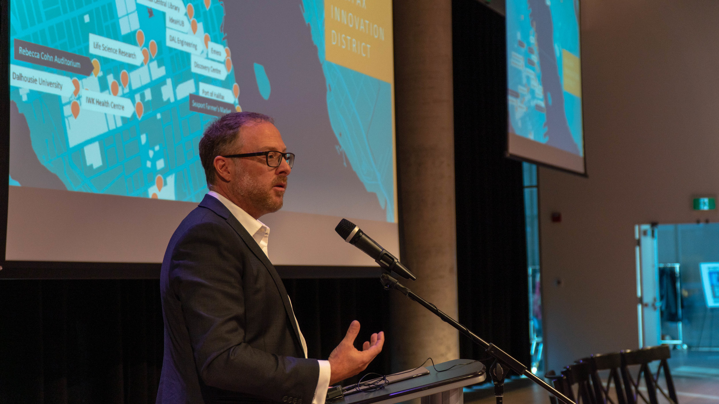 Matt Hebb, Halifax - Density on its own is simply scratching the surface of what's possible, for Matt Hebb, the connectivity between organizations and a shared sense of purpose is what ultimately unlocks a city's full potential.