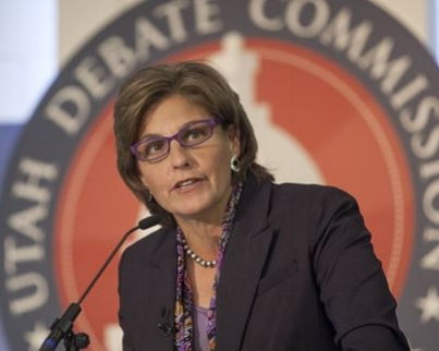 Donna Utah Debate 2014.JPG