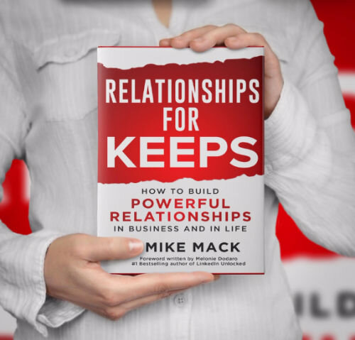 Order Mike's NEW book on Amazon - Click here to view details of Mike's NEW book.