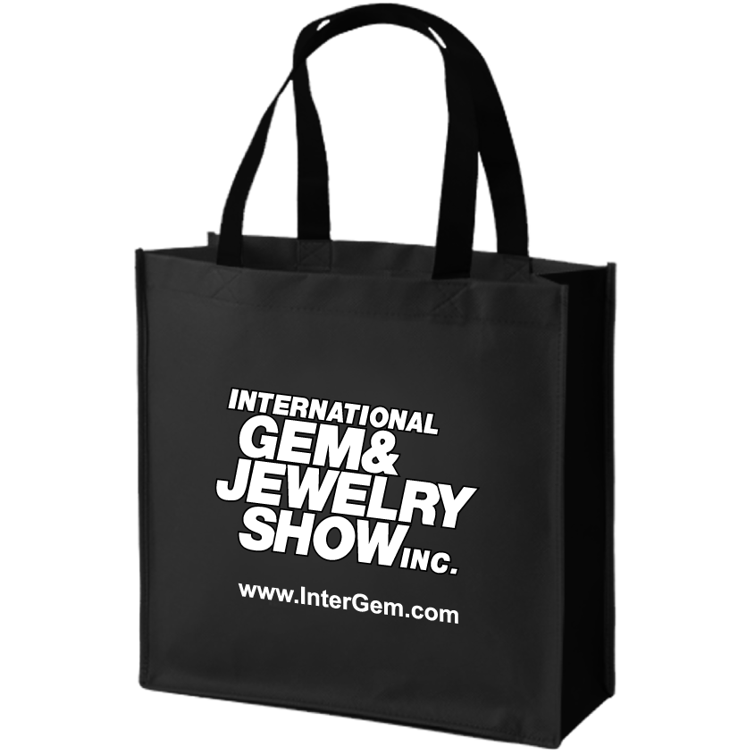 FREE Tote Bag - Every attendee gets a free premium tote bag for all their treasures. Our sturdy, large-sized, reusable shopping bags will be your new favorite! One per person, while supplies last. Bag may be redeemed at booth #A514 during show hours.
