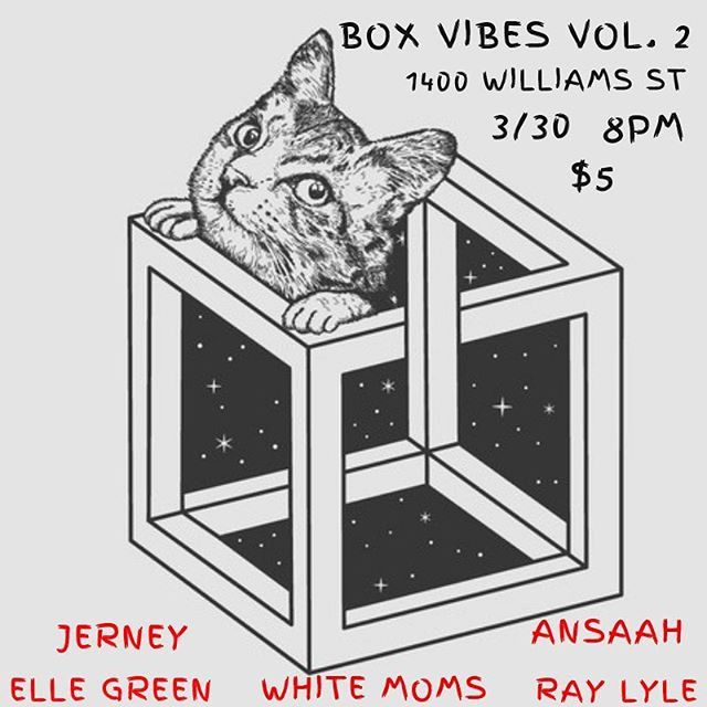 White Mommies sing songies.  This Saturday. Ticket link in bio