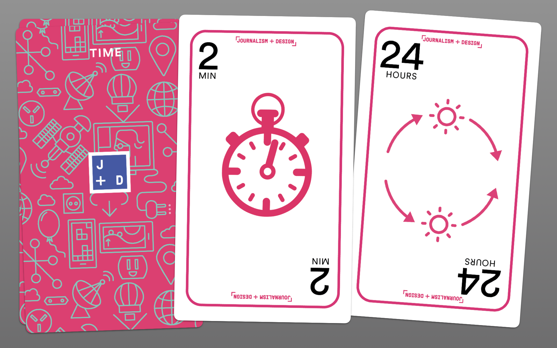 TIME CARDS  Limits can encourage low-stakes experiments that stretch the mind and foster creativity.
