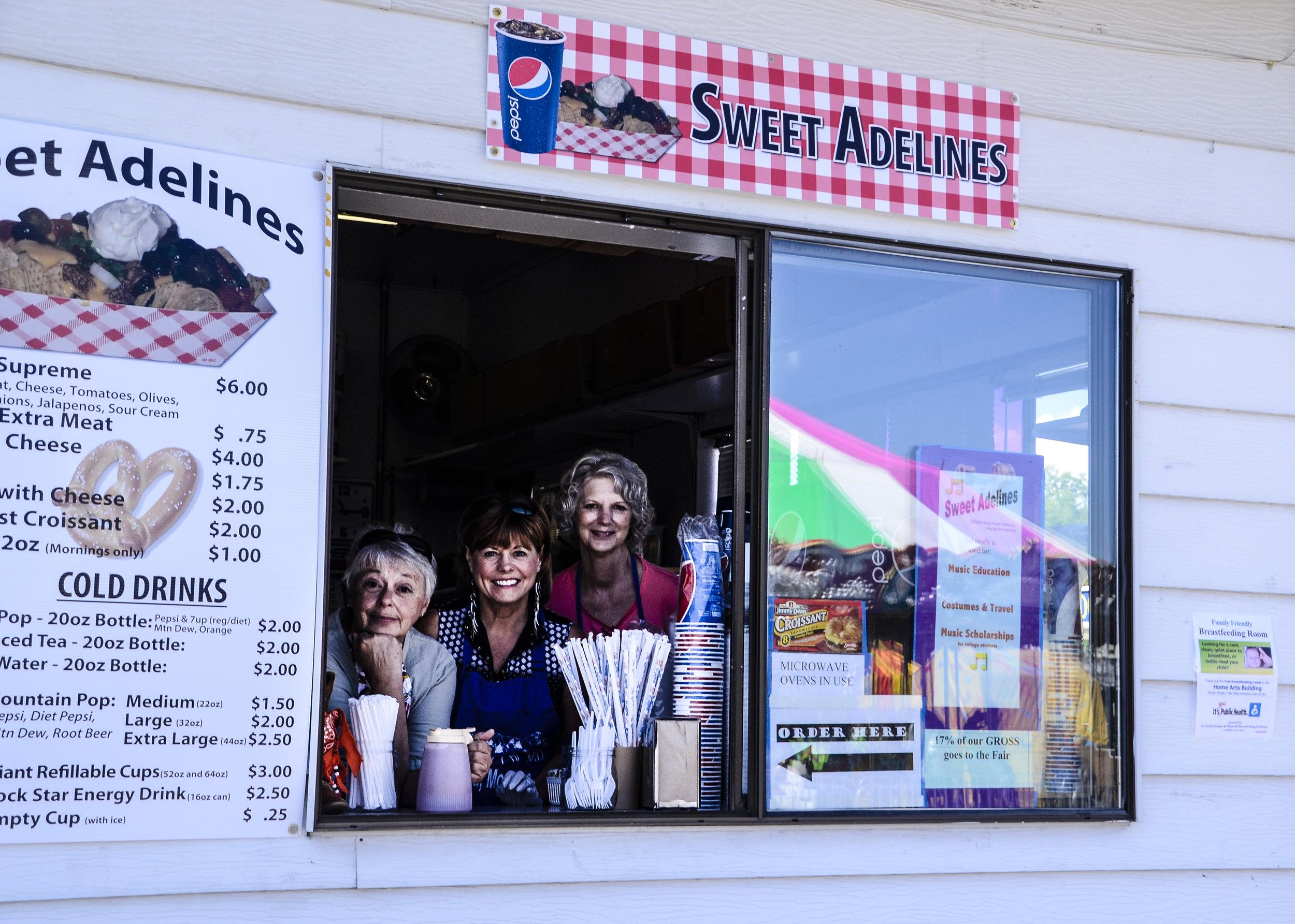 Sweet Adelines -