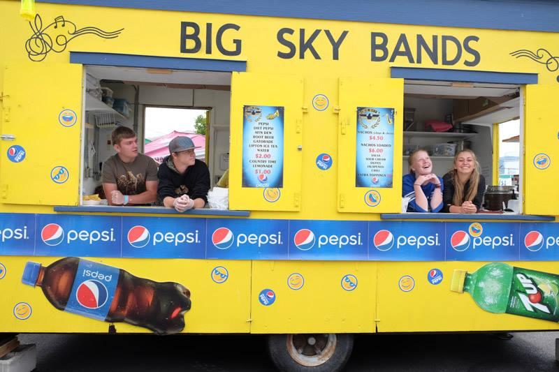 Big Sky Band Parents -