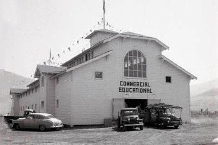 Commercial Building, 1940s/1950s