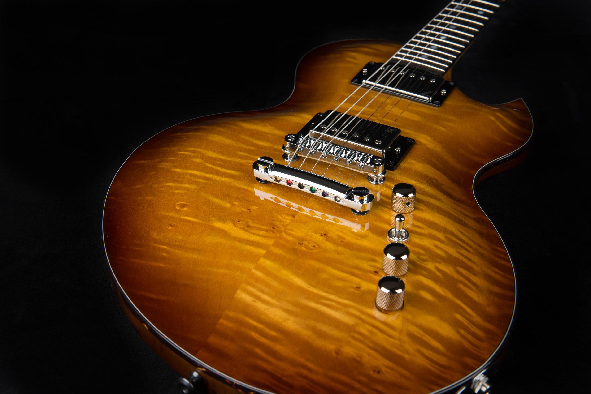 Da-Rel - DWP Guitars