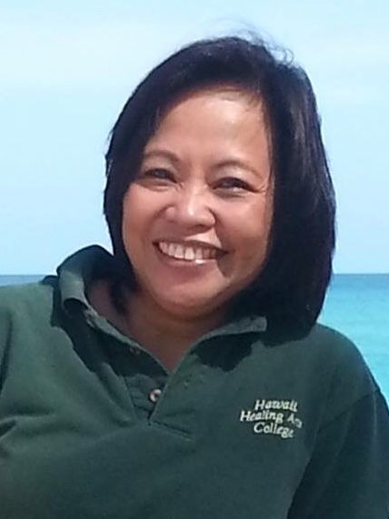 Jocelyn Chinen, LMT - Kaneohe, O'ahuClass of Spring Part-Time 2014