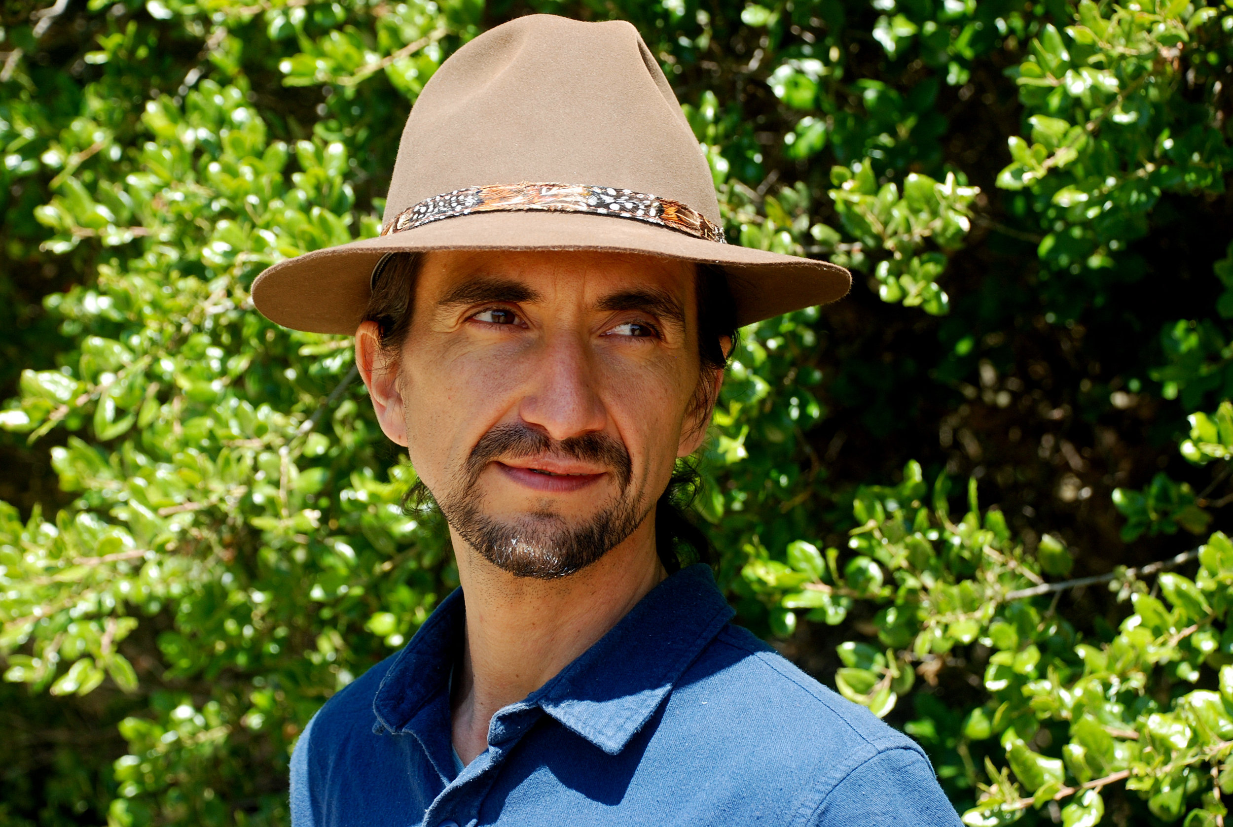 Justin Spyres, LMT - CaliforniaWinter Intensive 2012