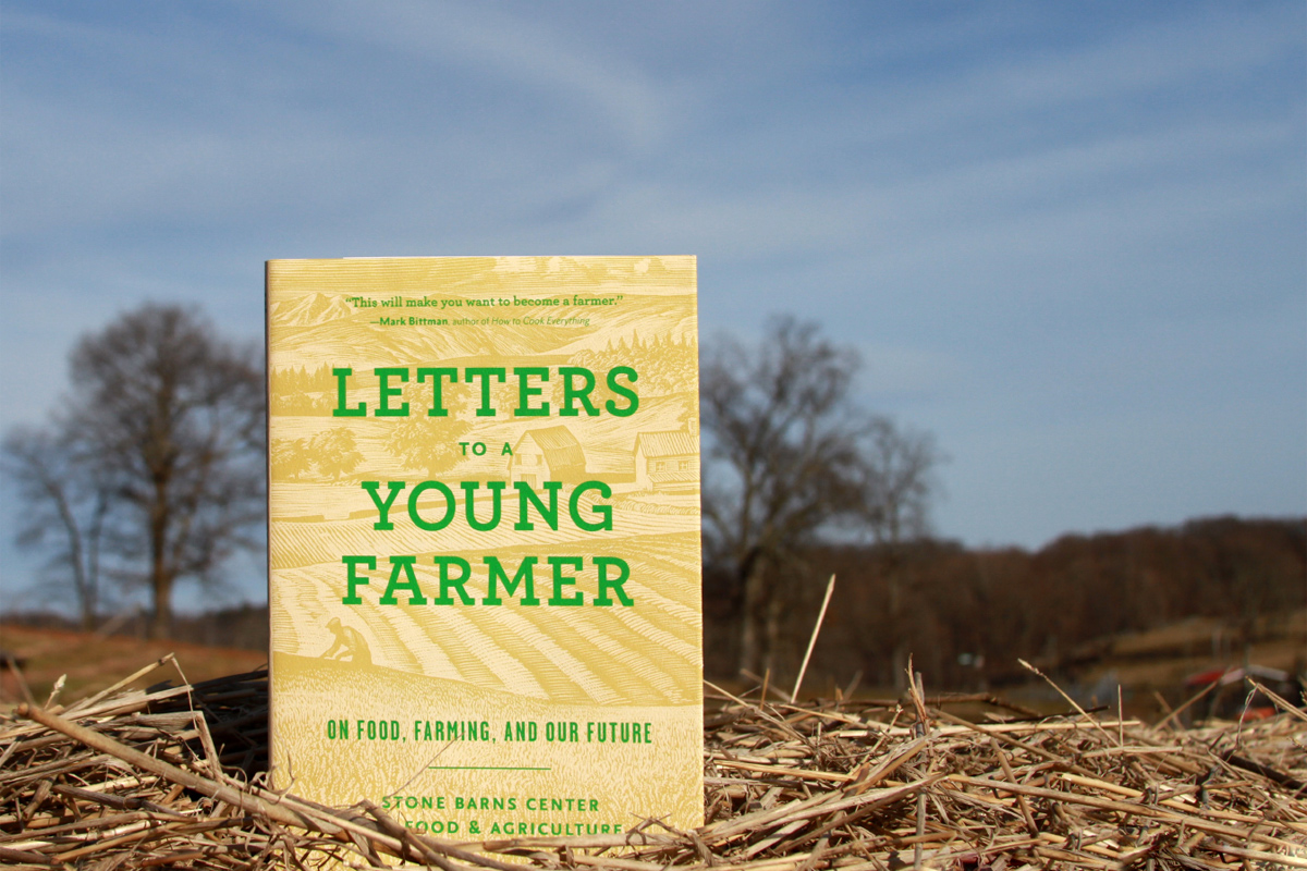 Letters to a Young Farmer  features 36 letters and essays from many influential farmers, writers and leaders of our time.