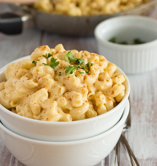 No it isn't cheese... even though it may fool you with its look, creamy texture, and irresistibility. Photo from  Vegan Yumminess.
