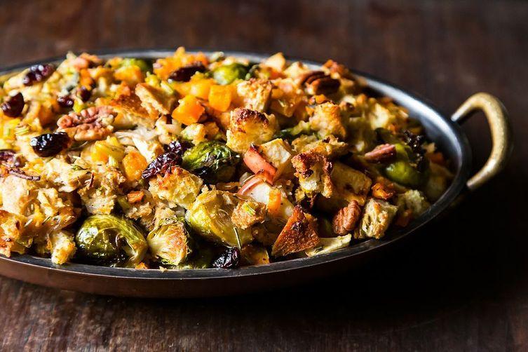 Vegan Thanksgiving Stuffing