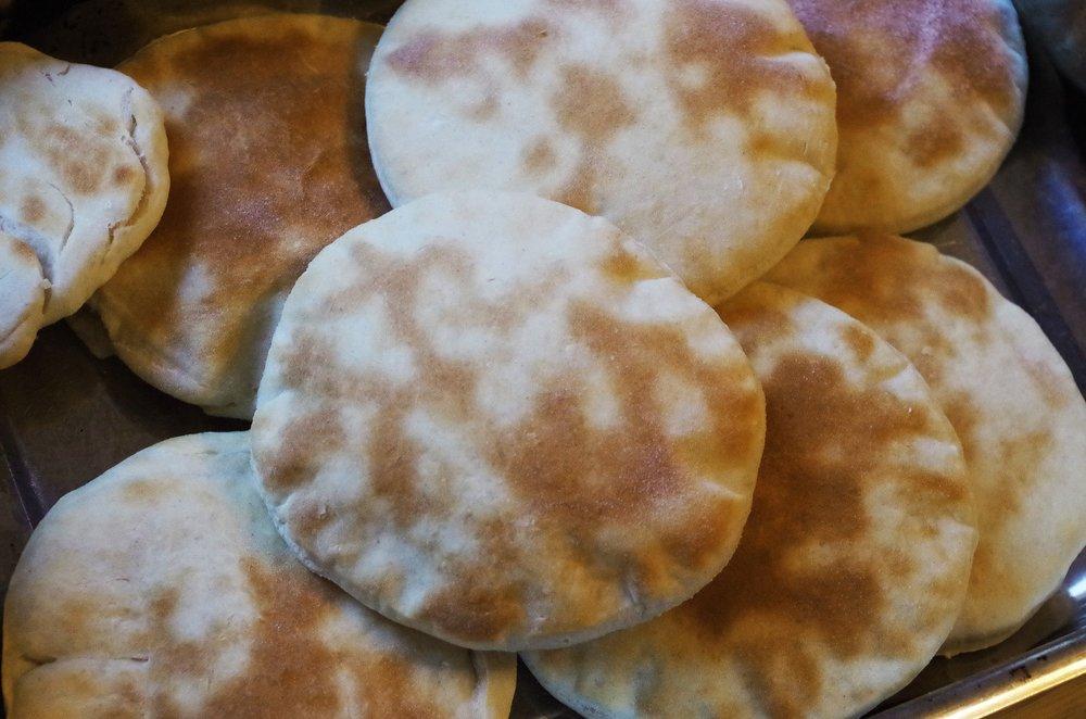 Quick Pita Chips