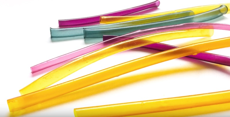 Ocean-to-ocean straws:  Made from a nutrient-dense seaweed base, these straws are edible, hyper-compostable, and marine degradable, making them as low waste as it gets. Expected to be released soon.   Recommended Brand:    Lolistraw  (Kickstarter)    Photo Credit:  This is Good Good