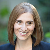 Kristie Middleton has worked with schools and hospitals for years in helping to implement plant-based meals in their cafeterias (and with great success!). Source:  Seattle Food Tech
