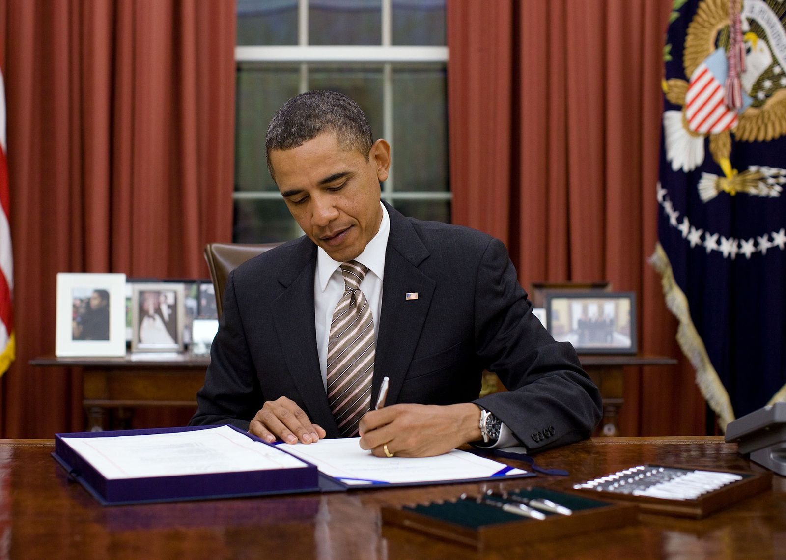 In 2011, President Obama signed The Food Safety Modernization Act (FSMA), the first major piece of federal legislation addressing food safety since 1938.  Image source