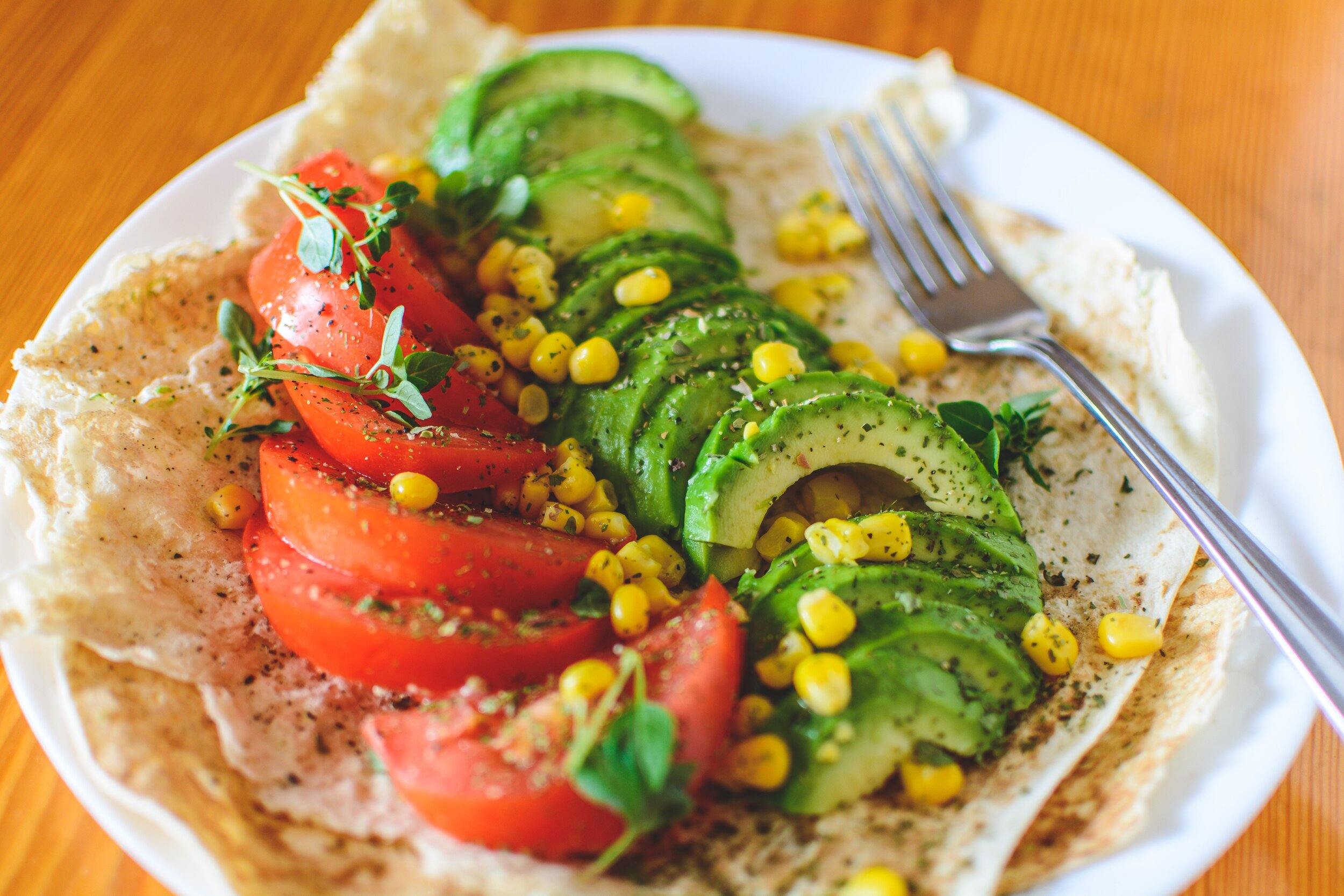 Eat a plant based diet -