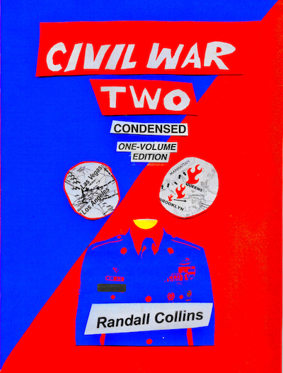 CIVIL WAR TWO Condensed One-Volume Edition now available in paperback on Amazon
