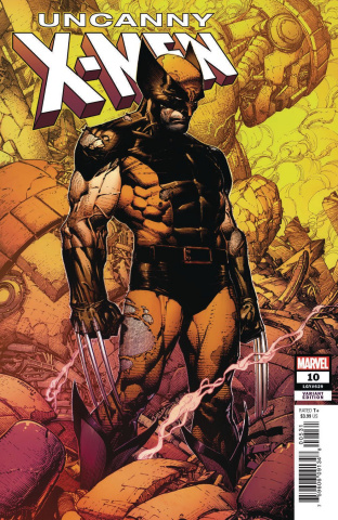 Episode 36 Variant of the Week! - (Marvel) Uncanny X-Men #10 (Finch Variant)Cover by David FinchWritten by Ed Brisson, Kelly Thompson, and Matt RosenbergIllustrated by Pere PerezDid the Content Match the Drapes? - UNR