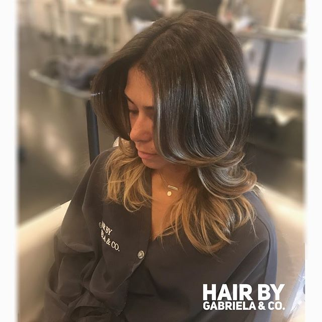 Color Correction by master stylist Gabriela. Call for bookings! 💕 #balayage #balayageombre #balayagehighlights #sunkissed #parkland #parklandsfinest #oxygenbar #goldwellsalon #spa #feelandlookgreat #instalove #instagood #hairstyle #hairgoals #hairstylistwanted #elite #haircare #haircut #haircolor