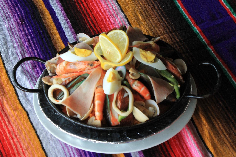 Fil-Mex Cuisine