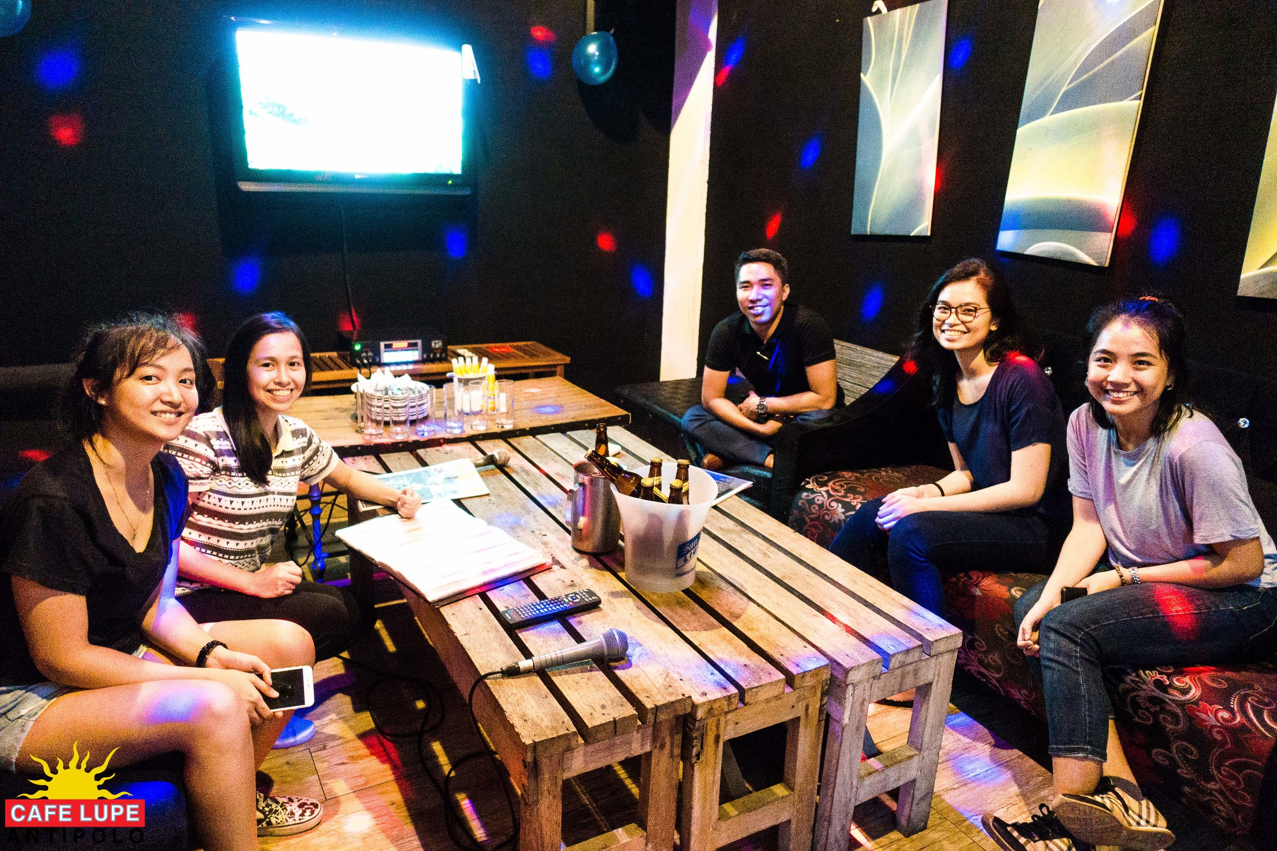 Family KTV — Cafe Lupe Antipolo