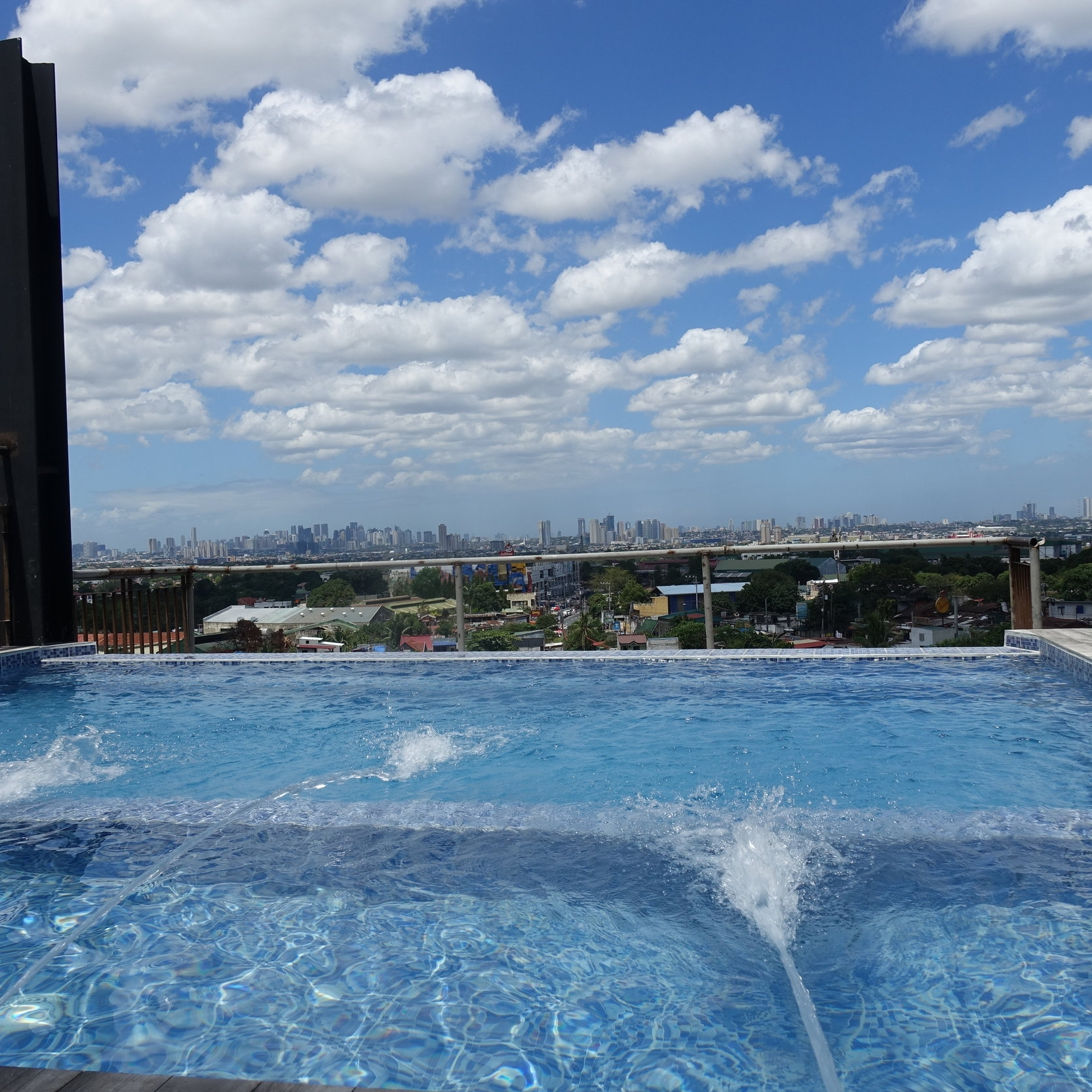 Infinity Pool - Use of Infinity Pool is FREE for guests who booked a room. :)