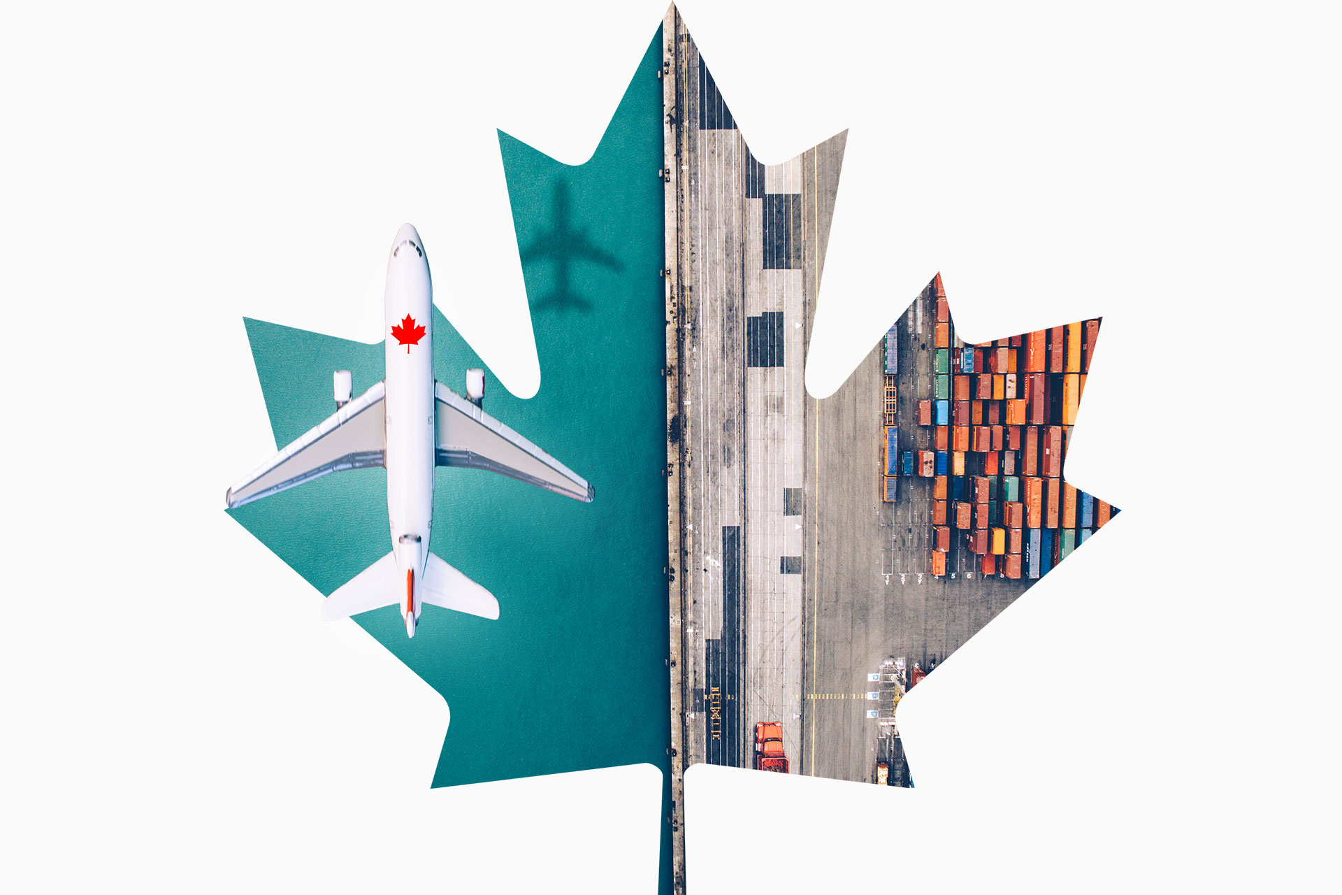Oh Canada! - We take care of our Canadian travel clients by offering them the richest air content of any online booking tool in Canada.
