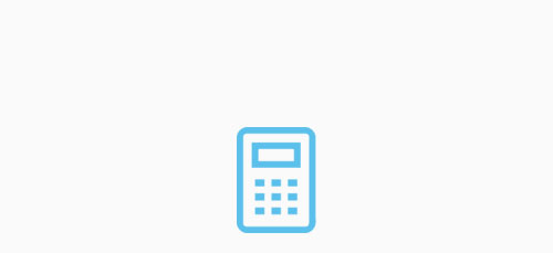 Saving Calculator - A calculator built into the tool provides some visual encouragement—and a touch of visual guilt—to guide employees through the booking process.