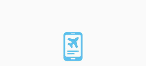 Flexible configuration - Configure the mobile experience for your travelers to only show them what they need to see on-the-go.