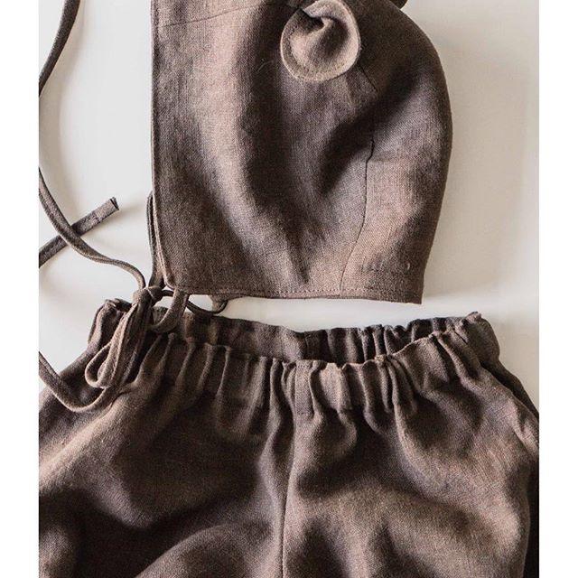 MaMa Monday. Don't forget there are sweet baby linen items in the shop including this baby osa (bear) bonnet and bloomers. • • • • • • •  #handmadeclothes #fashionphotography #fashionphotographer #thatsdarling #morningslikethese #ethicalfashion #minimalistfashion #canonusa #makeportraits  #igersstpete #handsewnwithlove #linencloset #darlingweekend #mamaosa #slowfashion #capsulewardrobe #slowfashionmovement #tampabay #stpetersburgfl #linendress #fewerbetterthings #linenclothing #ethicallymade #handcraftedlinen #smallbusiness #babylinen #linenbabyclothes