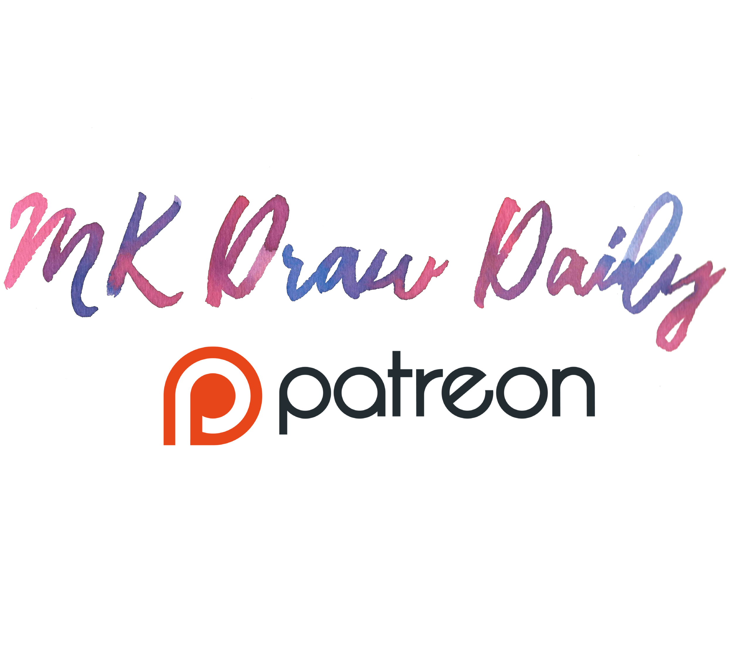 PATREON - If you would like to support Draw Daily and the learning materials being produced, check out what is available via Patreon.