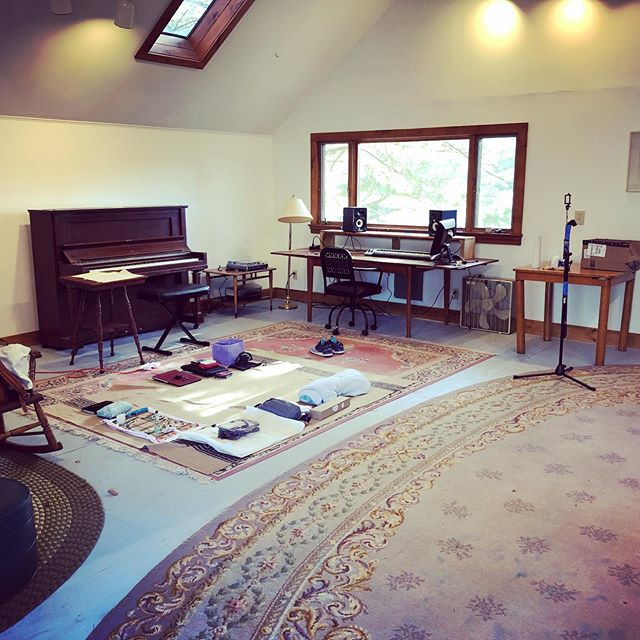 Residency almost over. Composer studio has been so useful.