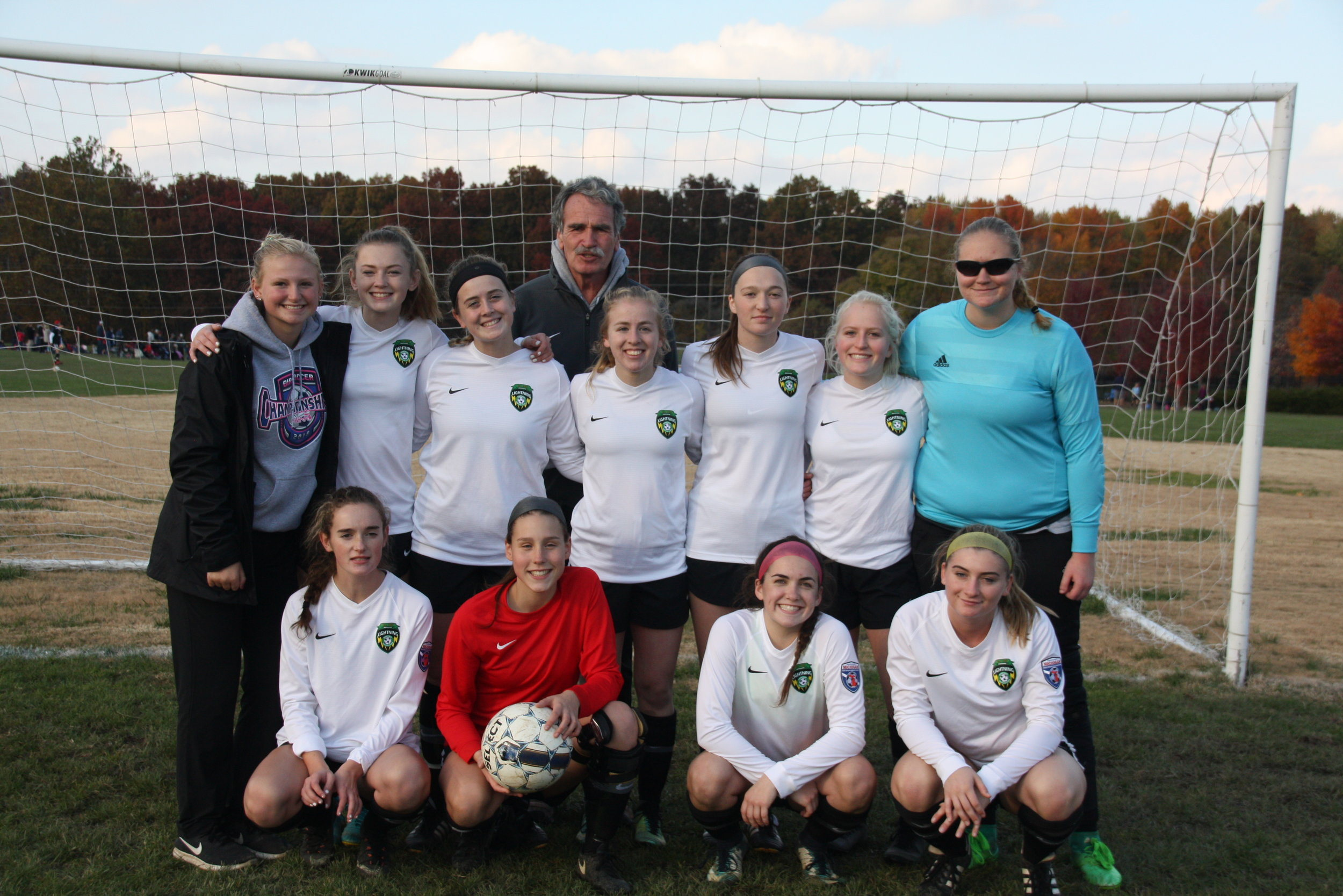 PSC 00 Green Girls Team - Players that joined team 2012-2013