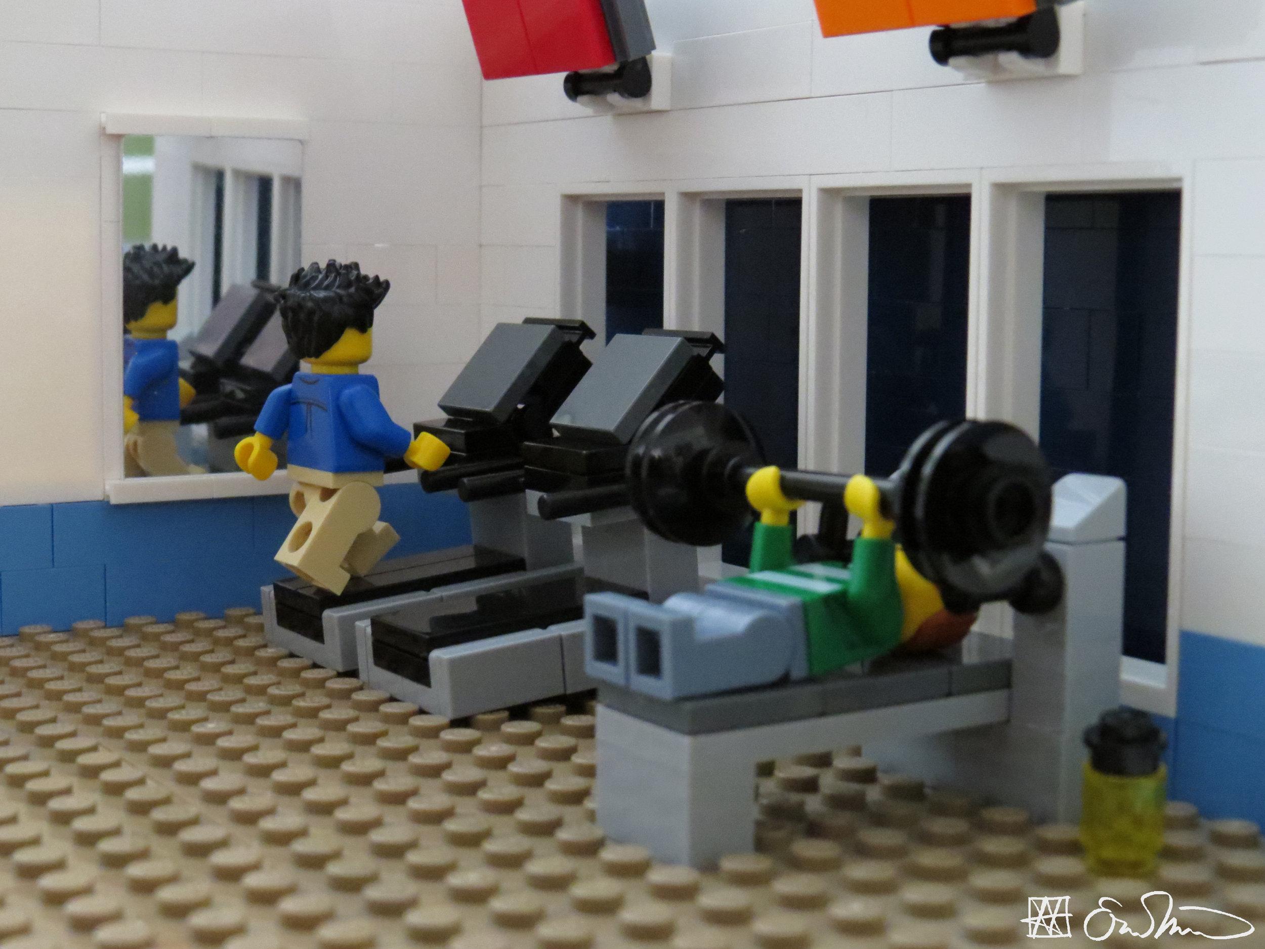 22 - Exercising