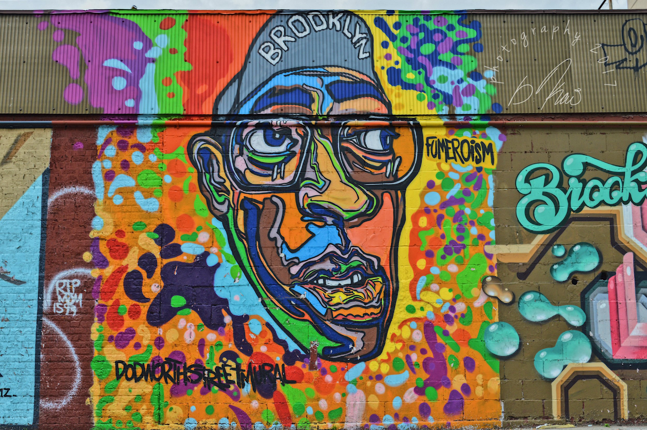 Spike Lee (grafstract)