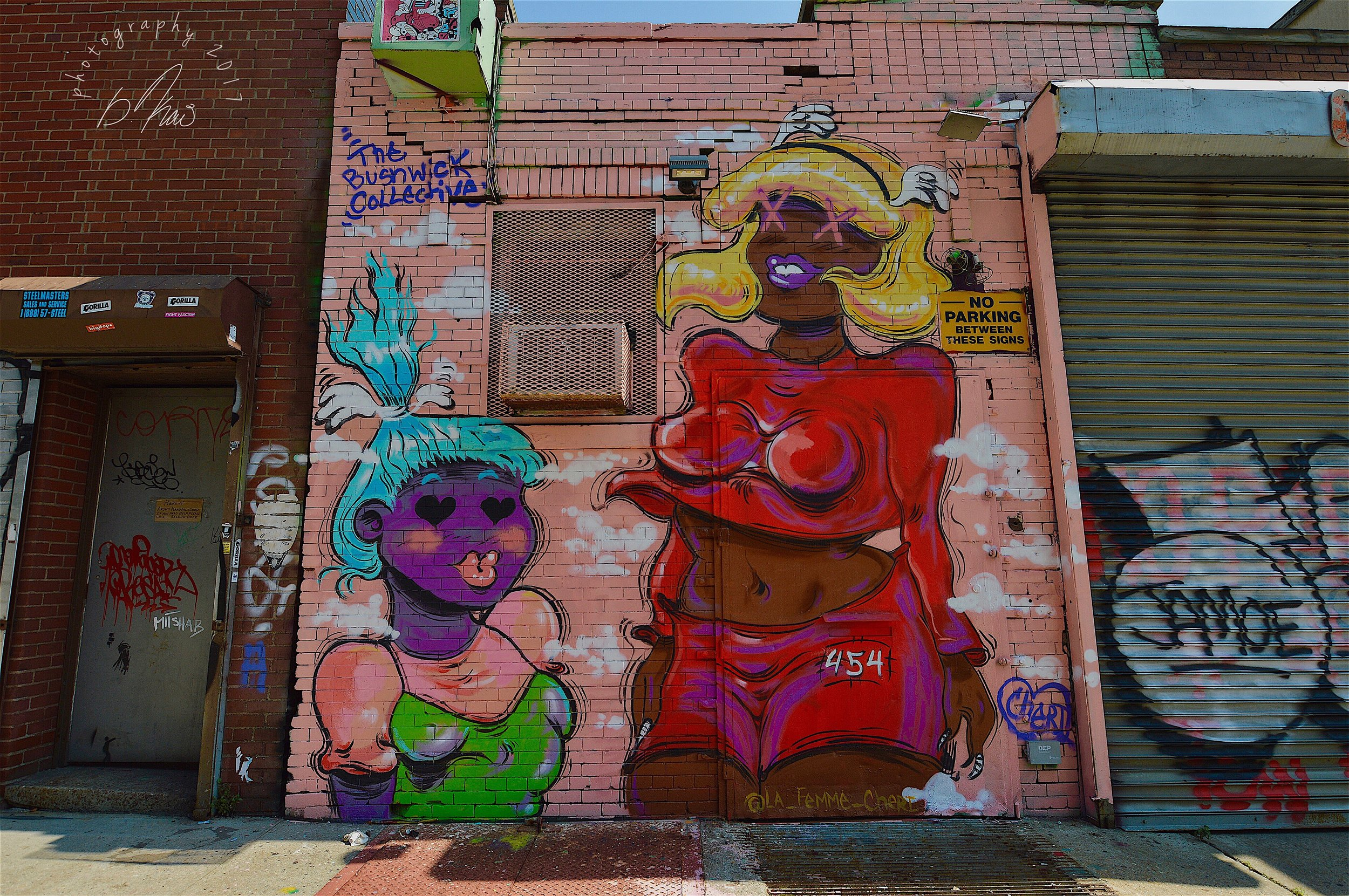 Bushwick Beauties
