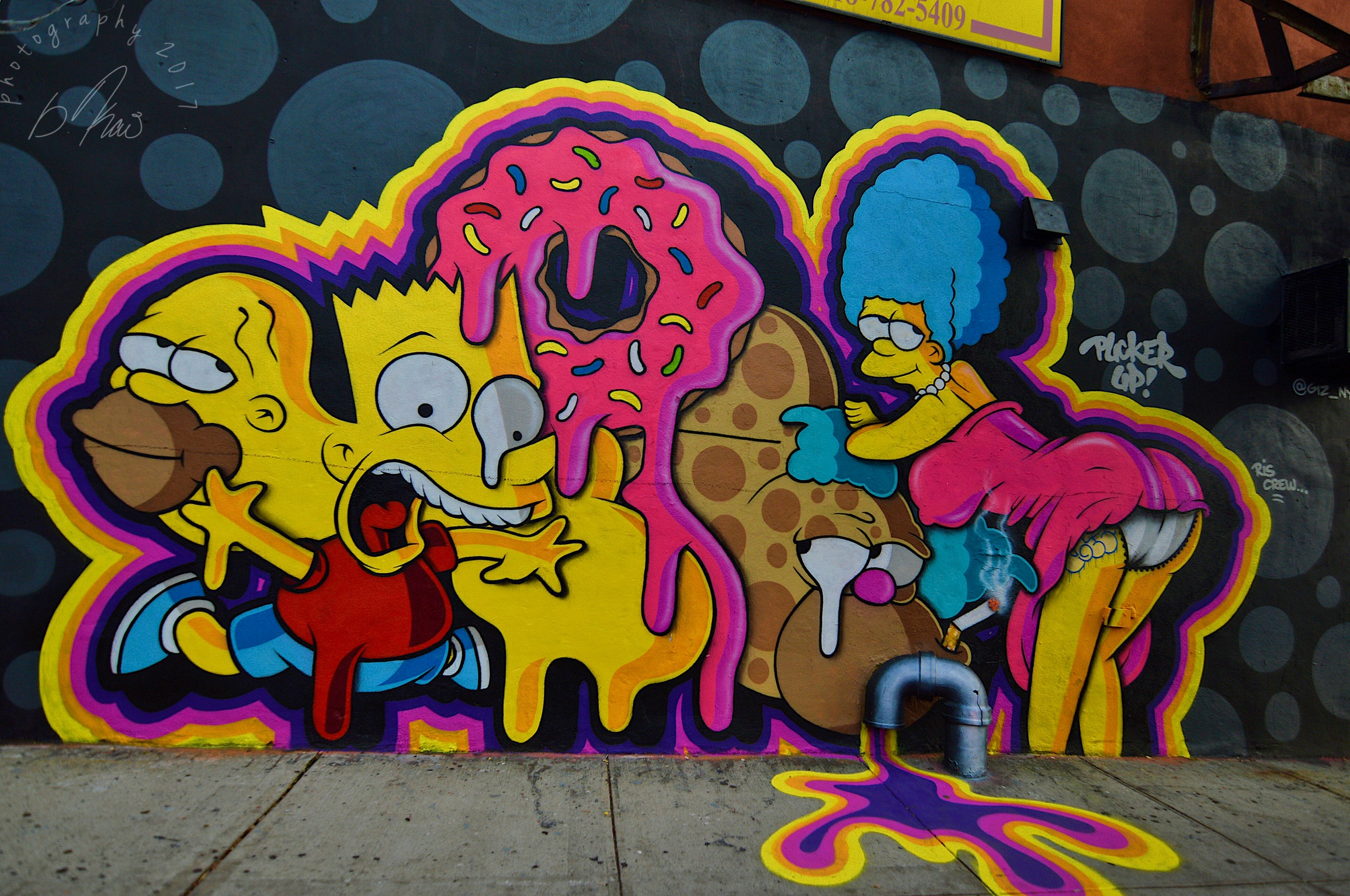 Simpsons Meets Giz