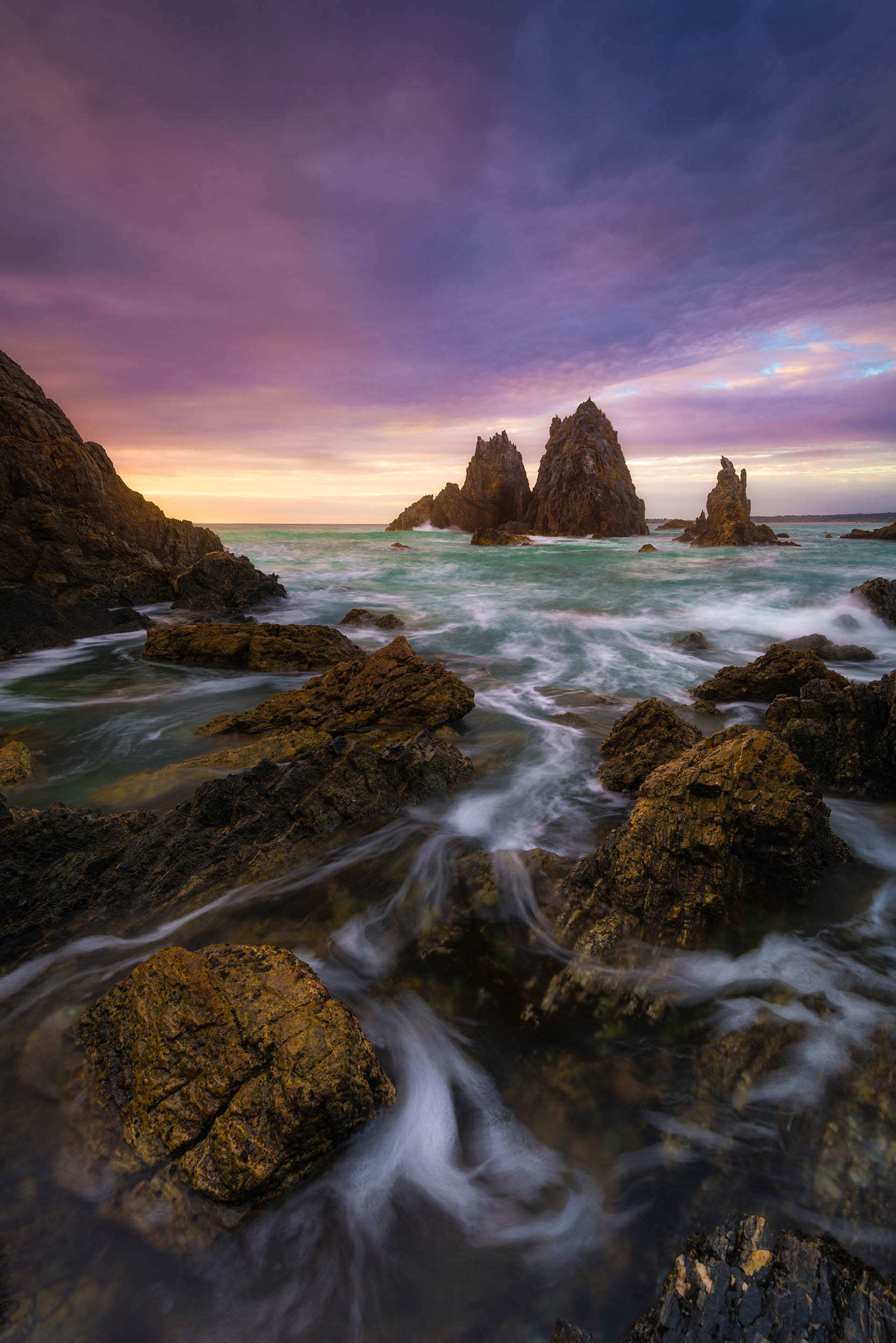Trinity Peaks - Camel Rock, Bermagui - New South Wales