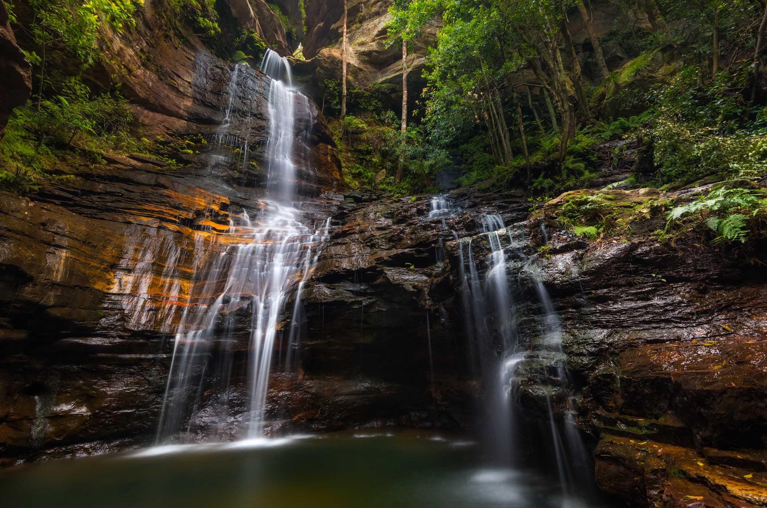 Empress Falls, Blue Mountains