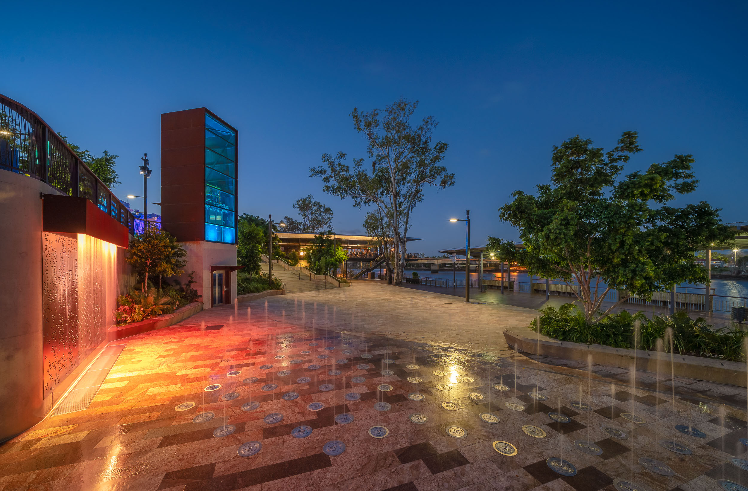 Rockhampton Riverside Redevelopment
