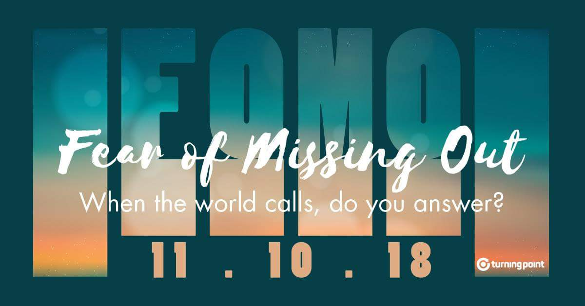 Next LA Singles Event will be FOMO out in the valley! Our brothers and sisters from Turning Point will be hosting us! Look forward to seeing you all!  Please sign up before 10/15. Price goes up! Save your money $$$   https://turningpointla.ccbchurch.com/goto/forms/333/responses/new