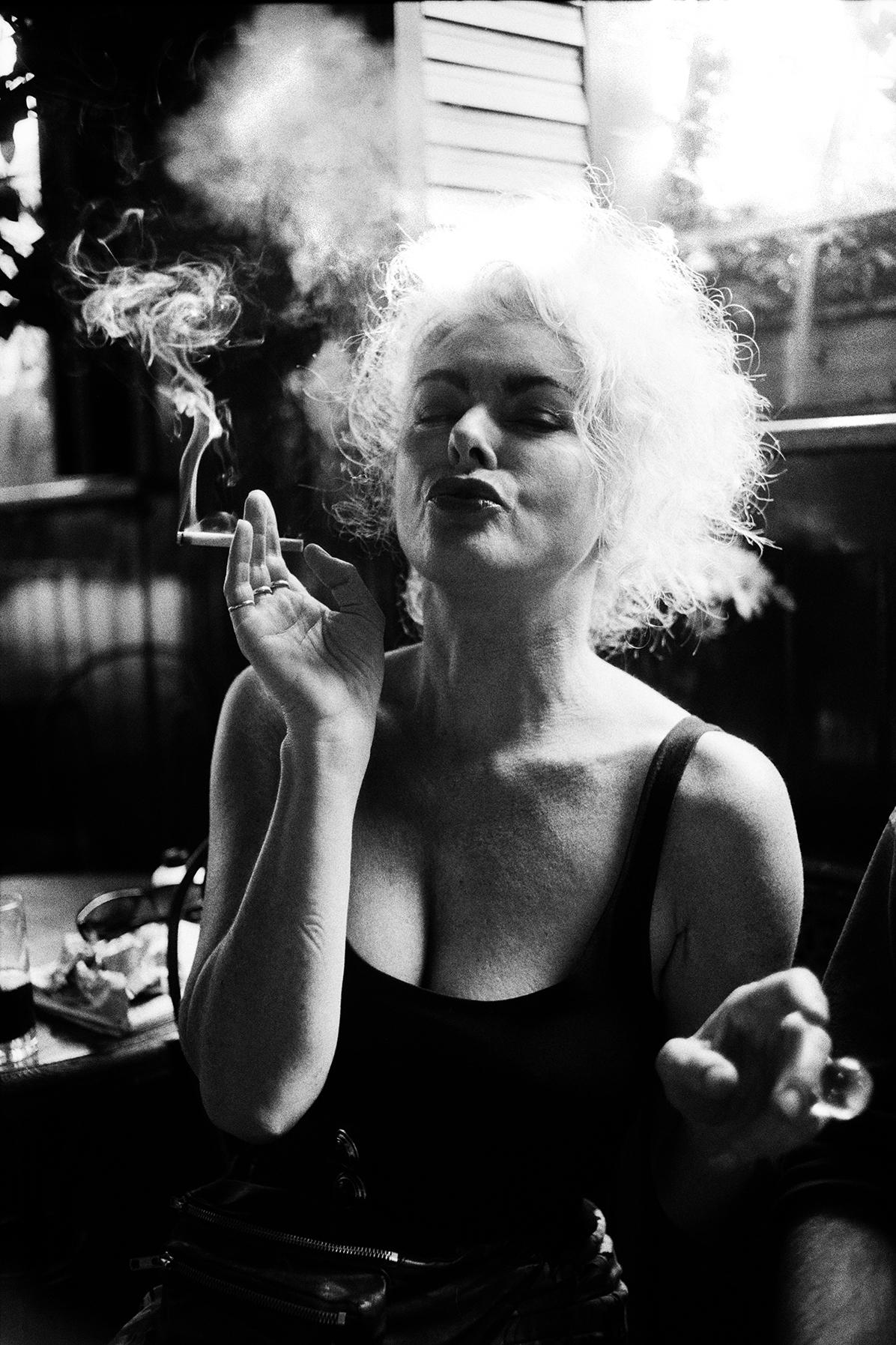"Limited edition giclee print: ""Smoke"""