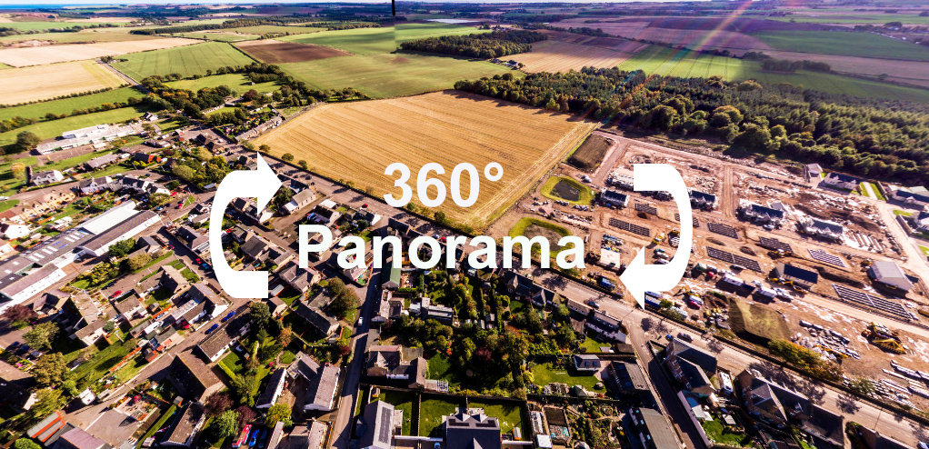 Friockheim 360 Panorama