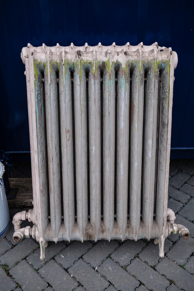 Radiator from old school