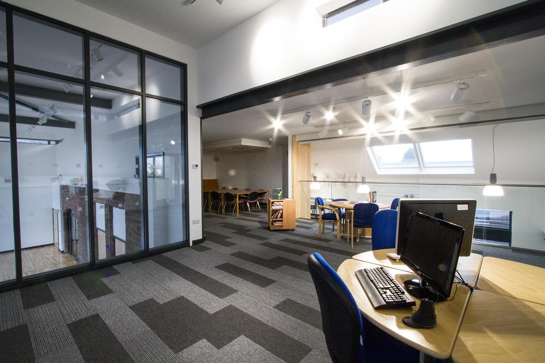IT Facilities at the Hub *