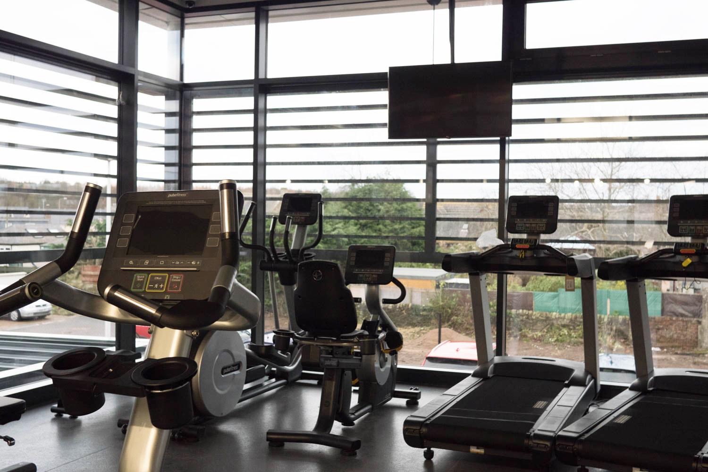 Gym at the Hub